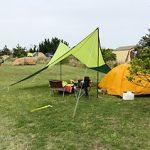 【ファミリーフィッシング】4月大原漁港でのサビキ釣り&キャンプ