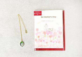 【母の日プレゼント(制作)】子供と一緒にシーグラスでアクセサリー作りに挑戦