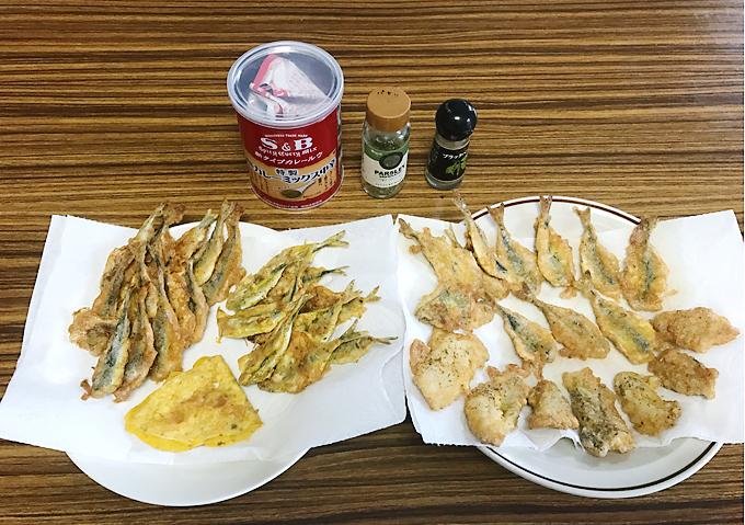 鹿島港サビキ釣りで小サバの入れ食い