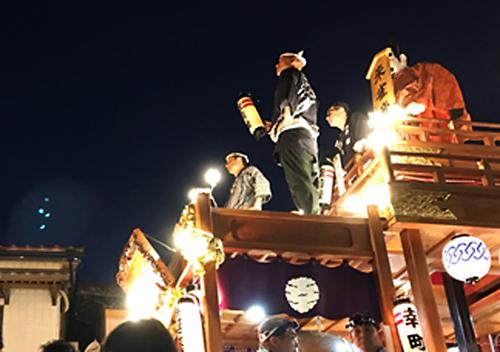 成田祇園祭2017