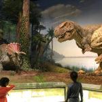 【茨城・博物館】動くティラノが見たい!今度は家族で茨城自然博物館へ行ってきました