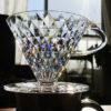 【コーヒー/ドリッパー】「もう割らない」技術の結晶!まさにクリスタルなドリッパー!