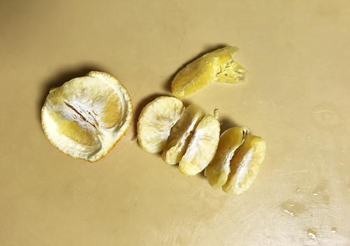 完熟カボスの酵素ジュース
