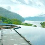 【旅/箱根芦ノ湖】ブッフェが美味。湖畔のハイセンスな温泉旅館「はなをり」は何とも素敵なお宿!