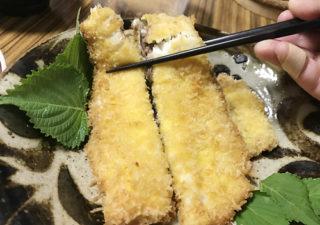 【釣り/レシピ】ギガアジを贅沢に巨大アジフライ!南房総で釣った魚を美味しくいただきます。