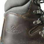 【登山/登山靴】ヌバック革がイイんです。憧れのスカルパのトレッキングシューズを購入!