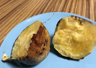 【家庭菜園/サツマイモ】スーパーで買ったマロンゴールドを植えたら美味しいお芋が採れました!