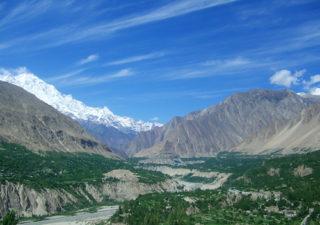 【パキスタン/フンザ】イスラム圏を旅する.2 ~旅人にやさしいシルクロードの山の民~
