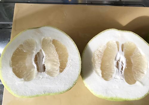 グレープフルーツ酵素シロップの作り方
