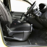 【カングー/オーディオ】車内の居心地がいいんです。音もシートも気持ちいい〜。