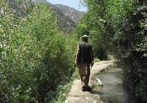 パキスタン/チトラール/カラッシュバレー