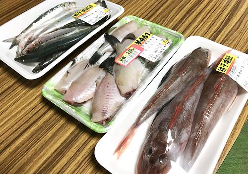 魚の残飯を米ヌカと一緒に堆肥化