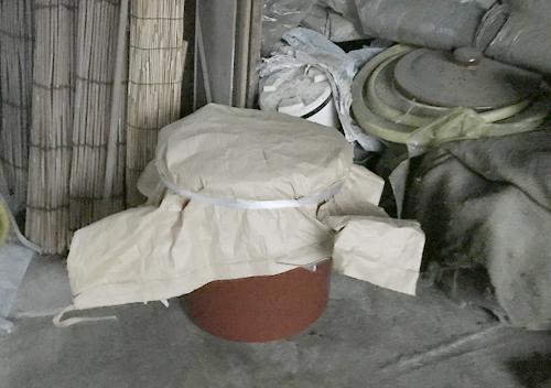 黒豆手作り味噌の作り方