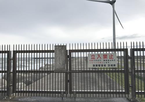 波崎港の釣り場_堤防、埠頭