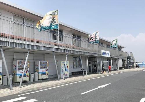海の駅九十九里_イワシやハマグリ、ナガラミなど千葉の特産は直売所で