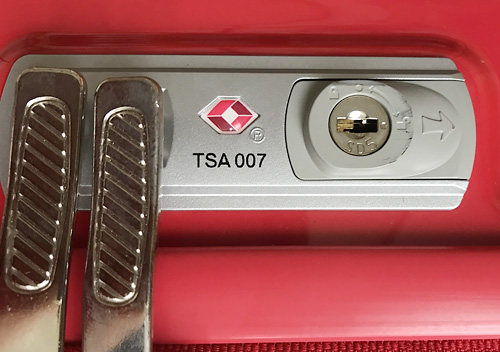 TSAロック_空港税関で引っかかる_謎の手紙