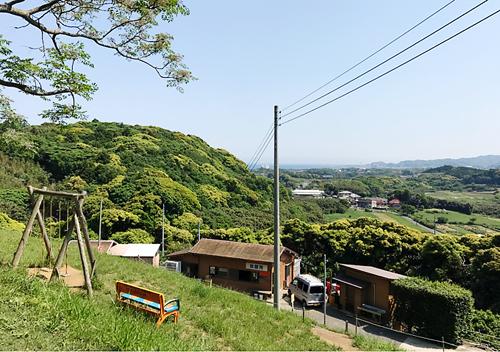 オレンジ村キャンプ場 南房総市千倉