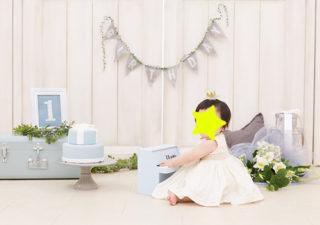 【子育て/写真館】次女の1歳の記念に「たまひよの写真スタジオ」へ撮影に行きました!