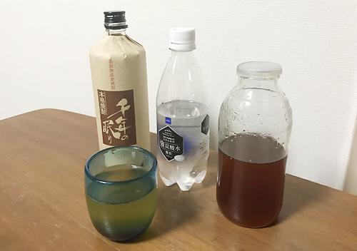 柚子シロップの使い方