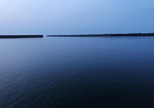 鹿島波崎6月堤防釣り