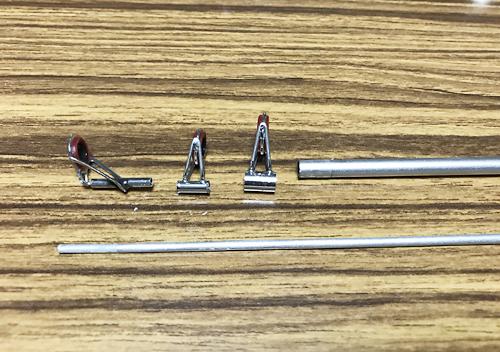 折れた振出竿の修理方法