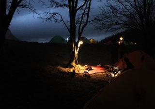 【登山/テント泊】テントの設営。安全で快適な場所は?