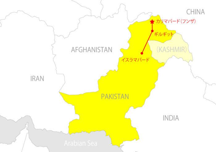 フンパキスタンマップ_カリマバード