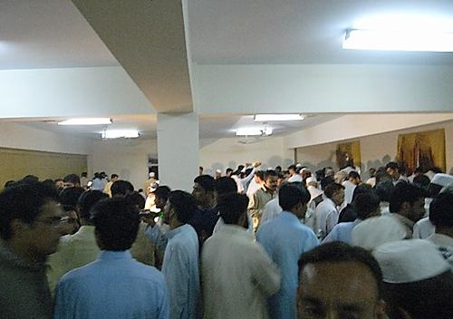 フンザへの道パキスタン国境イスラマバード