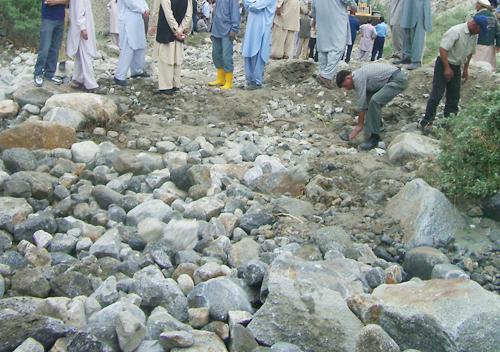 パキスタン フンザ_風の谷