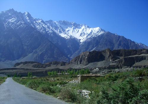 パキスタンフンザ_風の谷のナウシカ