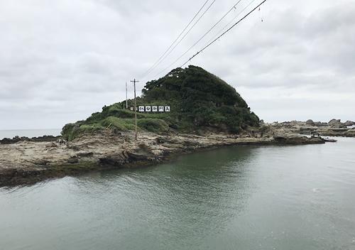 仁右衛門島釣り