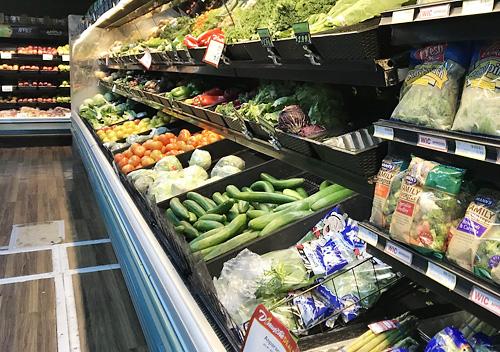 ペイレススーパーマーケット_生鮮食品が安い