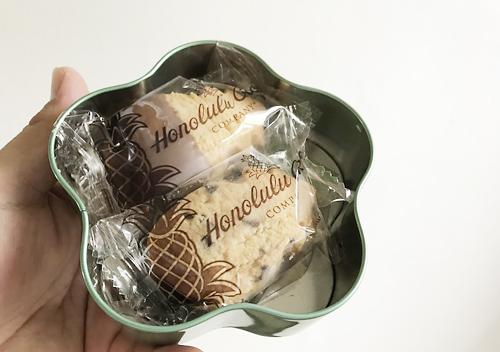 グアム土産の定番ホノルルクッキーがおすすめ
