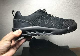 【安全靴/通気性】快適な蒸れない作業靴を探し求めて辿り着いた通気性抜群で究極のメッシュ構造「マンダムニット」