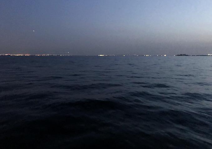 木更津沖堤防_3月_釣果_シーバス_アナゴ