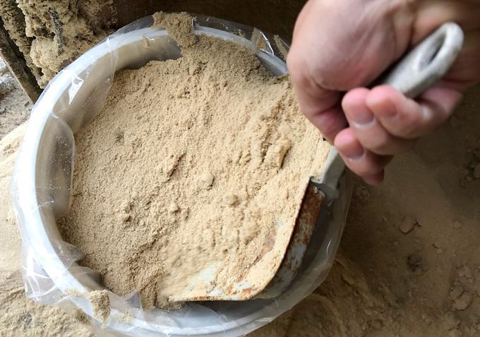 ボカシ肥料/天恵緑汁を発酵菌にして仕込む方法
