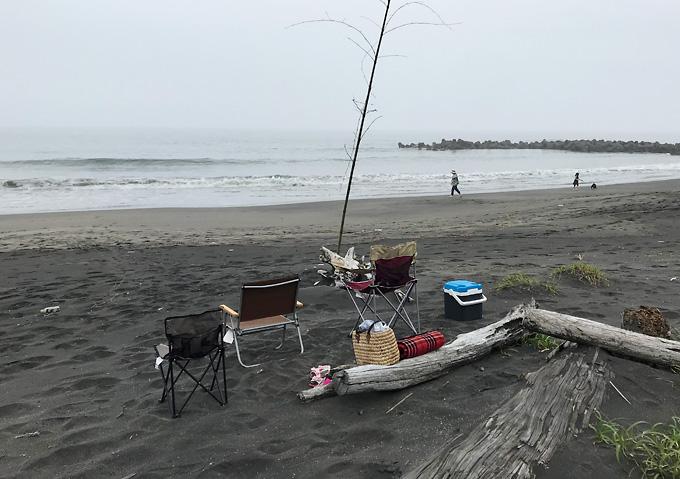 九十九里浜でショアジギング/青物釣り
