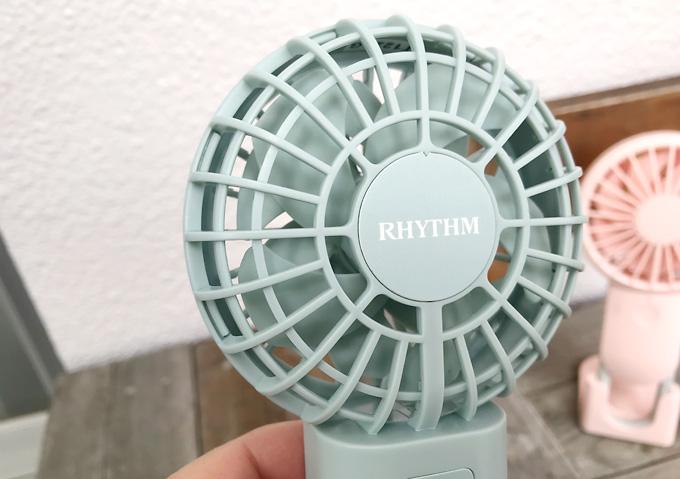 リズム時計 扇風機