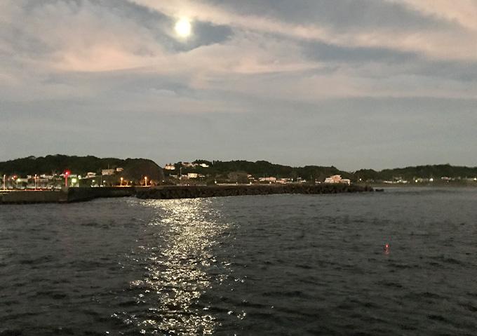 月齢と釣り_満月の釣果。