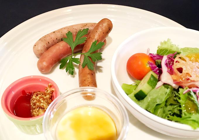自家製ソーセージ/イバライド(シルバニアパーク)家族連れでもおすすめなレストラン