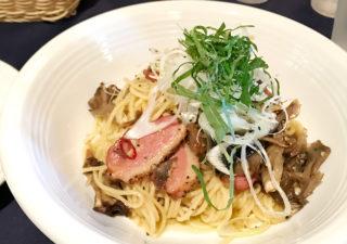 【旅/イバライド】パスタが美味い!コスパも最高な村のレストラン「ポワール」に大満足。