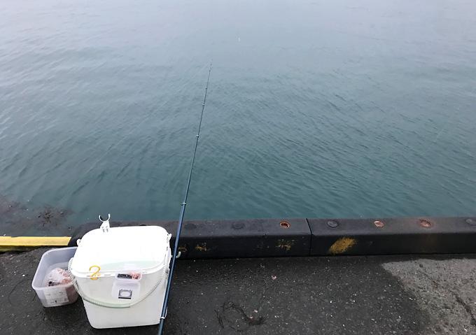 【竿置き/バケツ】釣り場で便利な道具(釣った魚を生かす)