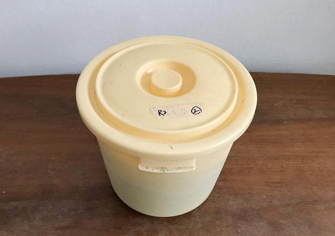 【自家製味噌】地元で入手した麹と大豆を自宅で仕込む