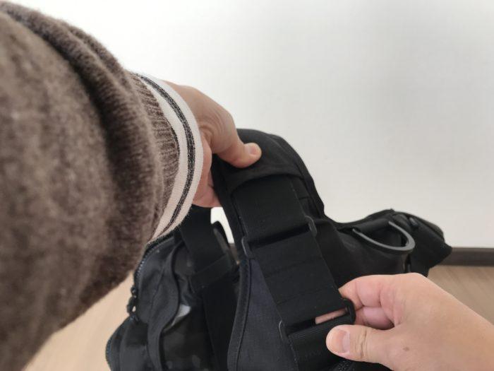 【釣りトインプレ/ダイワ(Daiwa)フローティングベスト】収納力と付属品(肩ベルトクッション)軽い
