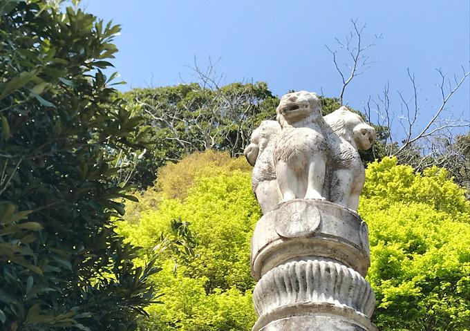 【鋸山/菩提樹・アショカ柱】インド人が多い理由