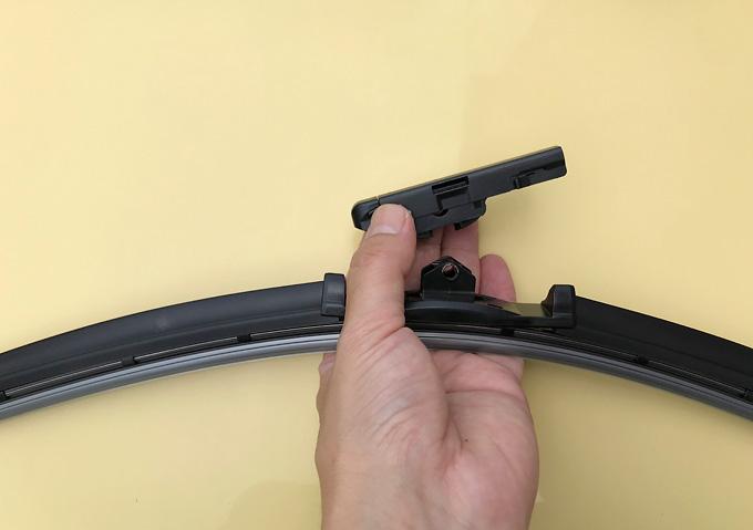 交換方法:カングー用(BELLOF)ベロフワイパー《バヨネット式 VFW101》