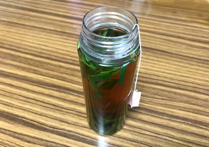 【ハーブティーの作り方/レモングラス】乾燥させてハーブティー/家庭菜園野菜の活用(夏)
